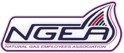 Natural Gas Employee's Association Edmonton Logo